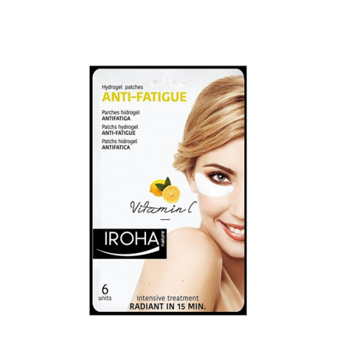 IROHA                                    - Cura Viso - Hydrogel Patches Antifatica Vitamina C - 025011PIN05