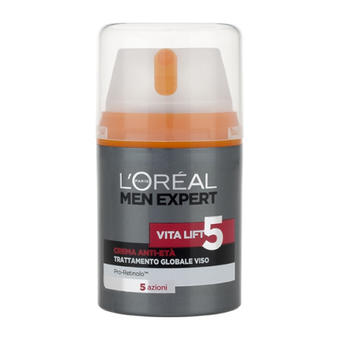 L'ORÉAL PARIS                            - Men Expert - Vita Lift 5 Crema Anti-Età  - 043011038