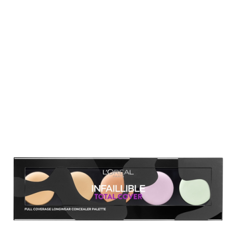 L'ORÉAL PARIS                            - Viso - Infaillible Total Cover Palette - 043110V90500