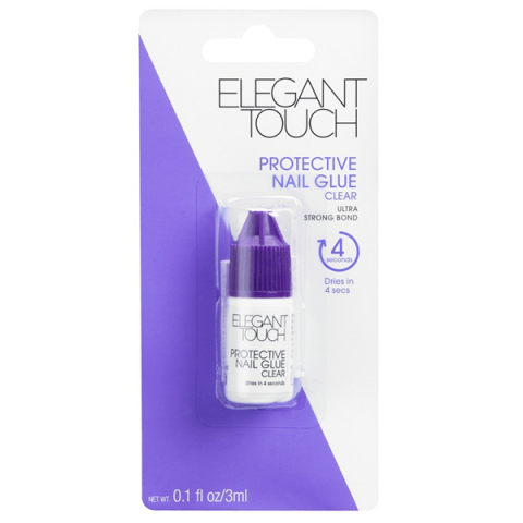 ELEGANT TOUCH                            - Manicure - Protective Nail Glue - 13900142004