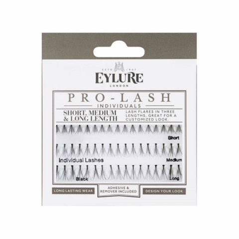 EYLURE                                   - Ciglia Finte - Pro-Lash Individuals Short/Medium/Long - 1390225001