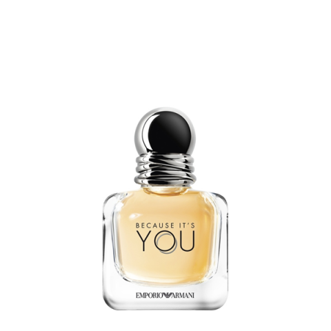 GIORGIO ARMANI                           - Emporio Armani for her - Because It's You - 1AMX01BYPR