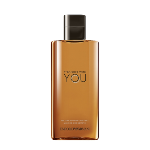 GIORGIO ARMANI                           - Emporio Armani for him - Stronger With You - 1AMY25SY1