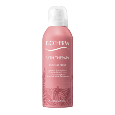 BIOTHERM                                 - Corpo - Bath Therapy Relaxing Blend Mousse de Douche - 1BI827BA10003