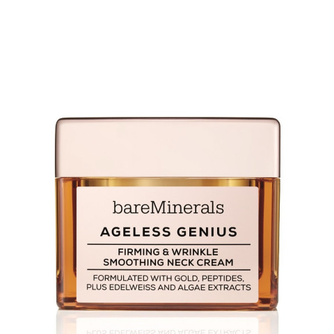 BAREMINERALS                             - Skincare - Ageless Genius Firming & Wrinkle Smoothing Neck Cream - 1BM886AG23001