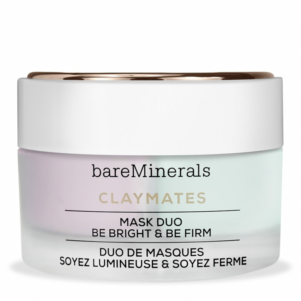 Claymates Mask Duo - Be Bright & Be Firm