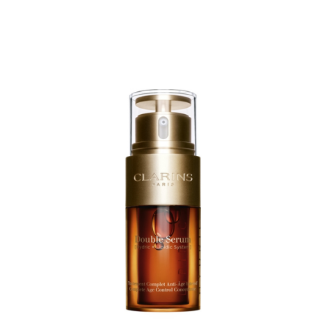 CLARINS                                  - Double Serum - Traitement Complet Anti-Âge Intensif - 1CL899AE50008