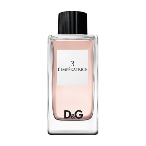DOLCE & GABBANA                          - The Collection - 3 l'Impératrice - 1DGXY0IMS2