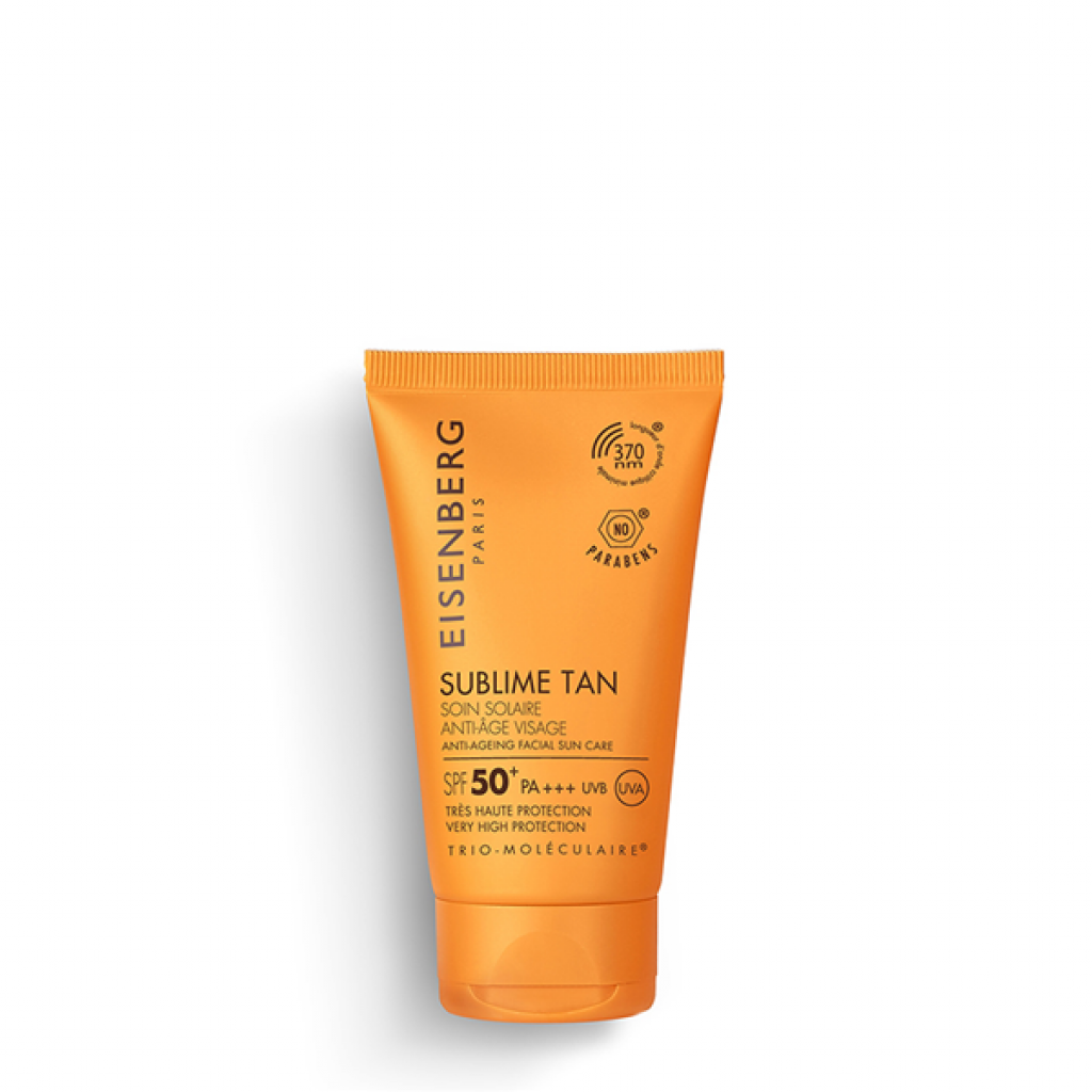 Soin Solaire Anti-âge Visage Spf50