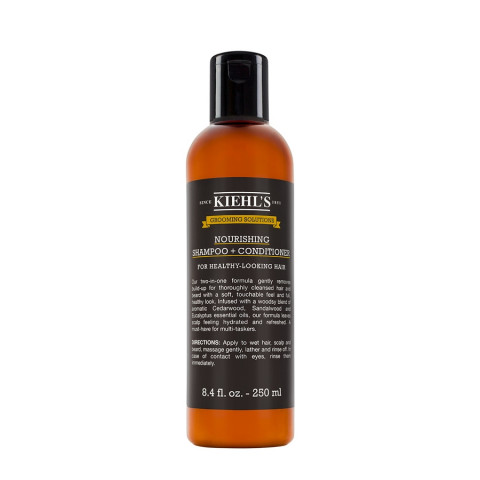 KIEHL'S                                  - Grooming - Grooming Solutions Nourishing Shampoo & Conditioner - 1KH804CP10401