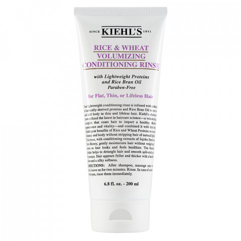 KIEHL'S                                  - Balsami - Rice & Wheat Volumizing Conditioning Rinse - 1KH804CP20501