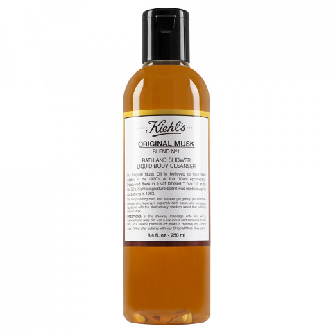KIEHL'S                                  - Original Musk - Bath & Shower Liquid Body Cleanser - 1KHXY5MU1