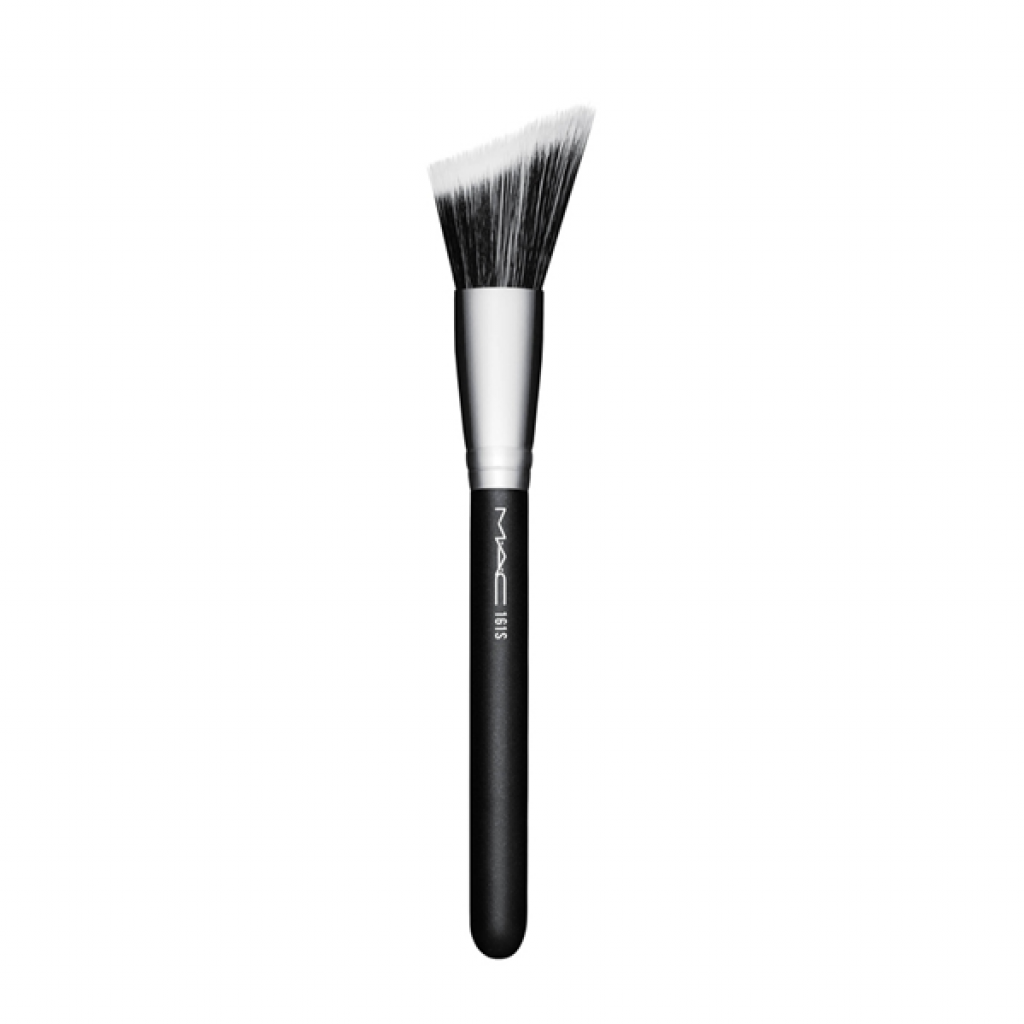 Mac - Pennelli Viso - 161S Synthetic Duo Fibre Face Glider Brush 1 Pz