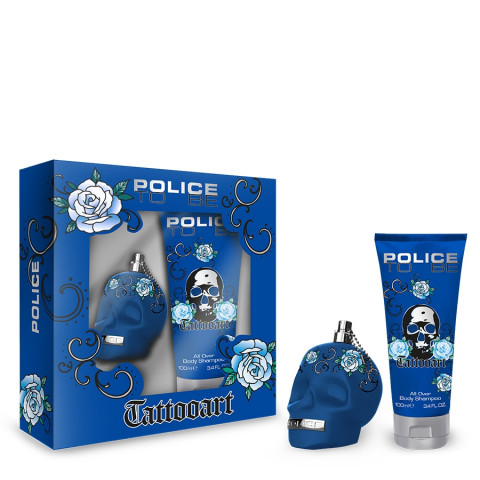 POLICE - To Be - Tattooart - 1PC701TB09361