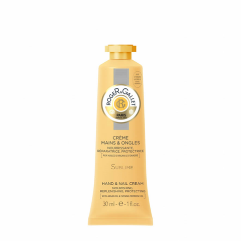 ROGER & GALLET                           - Bois d'Orange - Crème Sublime Mains & Ongles - 1RG14860001