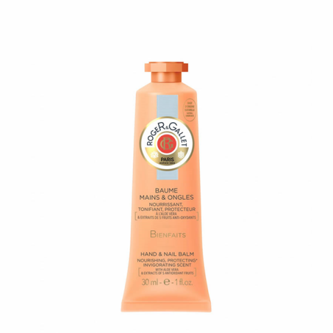 ROGER & GALLET                           - Bienfaits - Baume Mains & Ongles - 1RG14860003