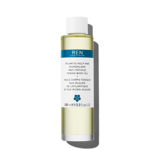 REN CLEAN SKINCARE                       - Corpo - Atlantic Kelp & Microalgae Anti-Fatigue Toning Body Oil - 1RN882AK35002