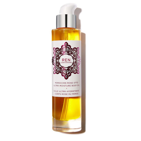 REN CLEAN SKINCARE                       - Corpo - Moroccan Rose Otto Ultra-Moisture Body Oil - 1RN882MR35001