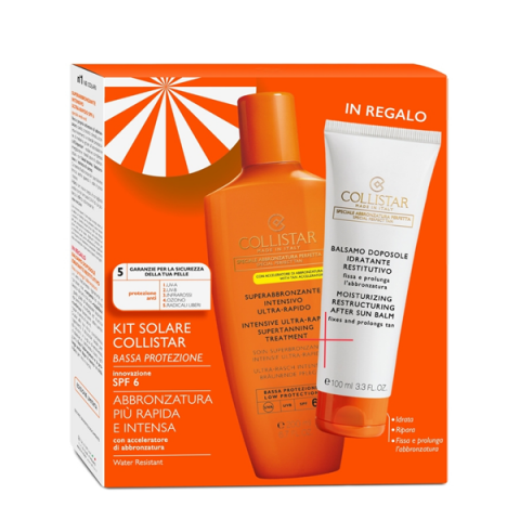 COLLISTAR                                - Abbronzatura - Superabbronzante Intensivo Ultra-Rapido SPF6 - 2CO818SO40018