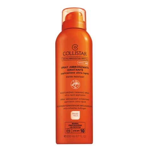 COLLISTAR                                - Abbronzatura - Spray Abbronzante Idratante SPF10 - 2CO818SO41002