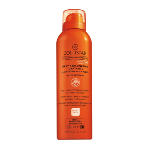 COLLISTAR                                - Abbronzatura - Spray Abbronzante Idratante SPF20 - 2CO818SO41003