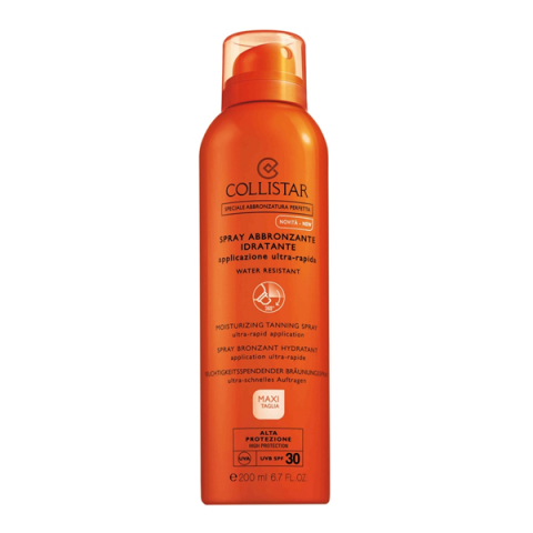 COLLISTAR                                - Abbronzatura - Spray Abbronzante Idratante SPF30 - 2CO818SO41004