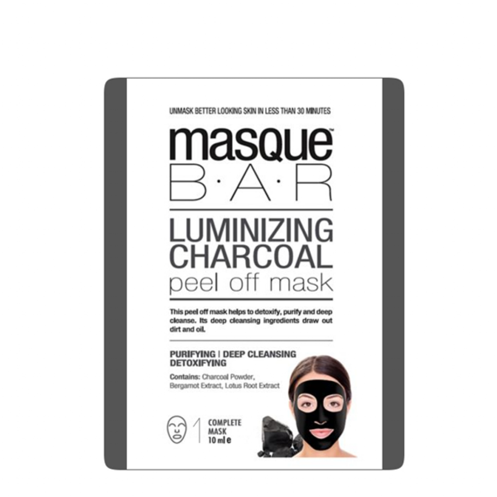 Luminizing Charcol Peel Off Black Mask