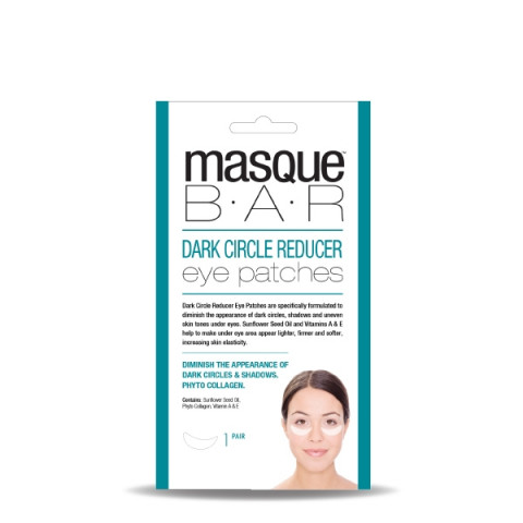 MASQUE BAR                               - Classic Masque - Dark Circle Reducer Phyto Collagen Patches - 3430011199