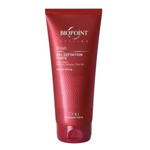 BIOPOINT                                 - Styling - Finish Gel Definition FORTE - 351005004