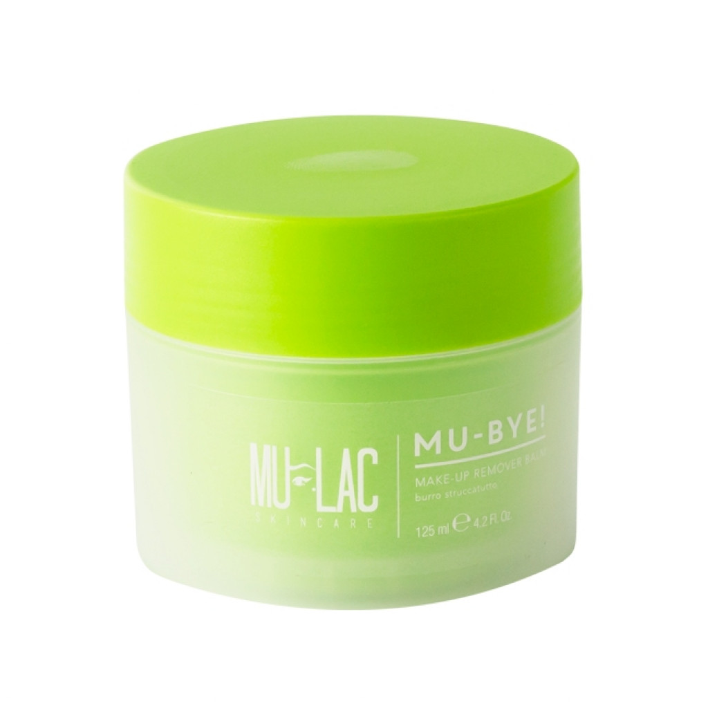 Mu-bye! Make-Up Remover Balm