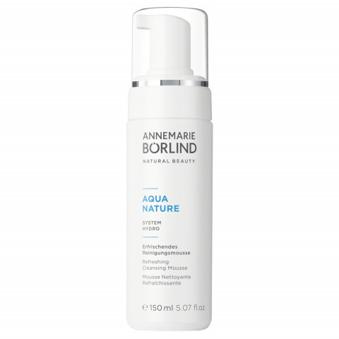 ANNEMARIE BÖRLIND - Aquanature - Refreshing Cleansing Mousse - 1AB891AQ10001
