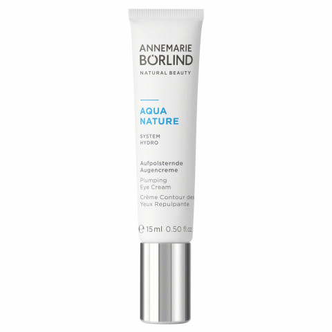 ANNEMARIE BÖRLIND - Aquanature - Plumping Eye Cream - 1AB891AQ21001