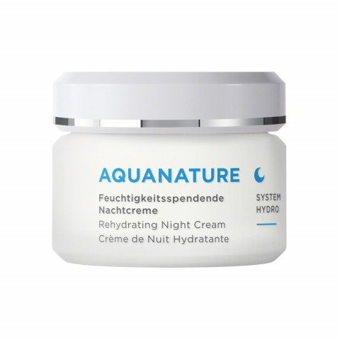 ANNEMARIE BÖRLIND - Aquanature - Rehydrating Night Cream - 1AB891AQ30001