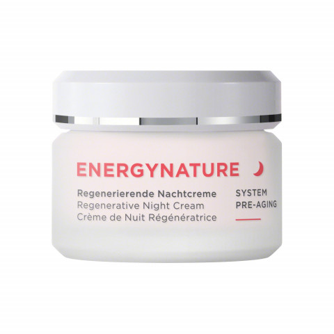 ANNEMARIE BÖRLIND - Energynature - Regenerative Night Cream - 1AB891EN30001