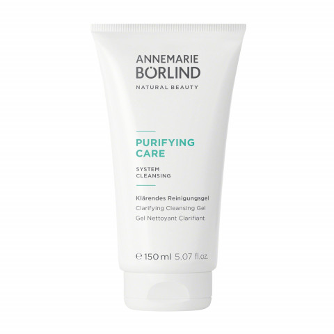 ANNEMARIE BÖRLIND - Purifying Care - Clarifying Cleansing Gel - 1AB891PC10001