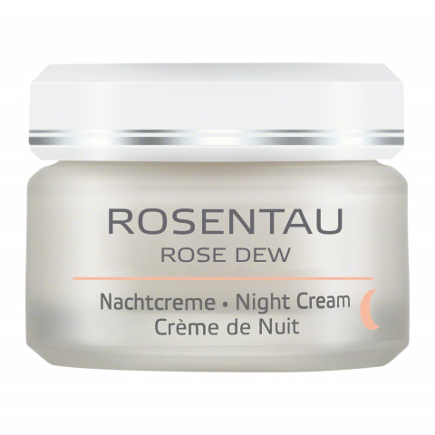 ANNEMARIE BÖRLIND - Rose Dew - Night Cream - 1AB891RS30001