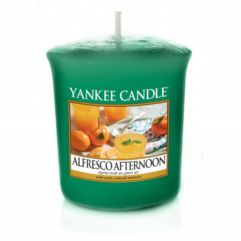 YANKEE CANDLE - Votive Candles - Alfresco Afternoon - 1YC605AANS4