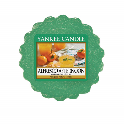 YANKEE CANDLE - Wax Melts - Alfresco Afternoon - 1YC605AANS5