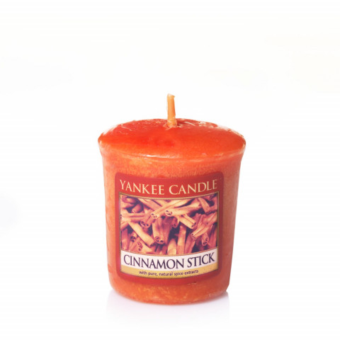 YANKEE CANDLE - Votive Candles - Cinnamon Stick - 1YC605CNSS4