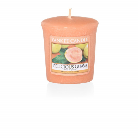 YANKEE CANDLE - Votive Candles - Delicious Guava - 1YC605DLGS4