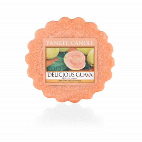YANKEE CANDLE - Wax Melts - Delicious Guava - 1YC605DLGS5