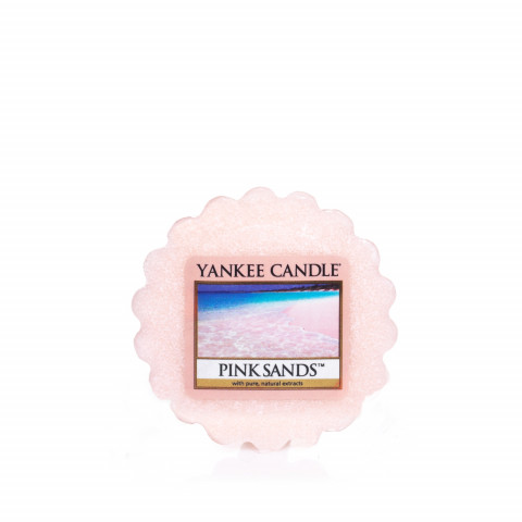 YANKEE CANDLE - Wax Melts - Pink Sands - 1YC605PSAS5