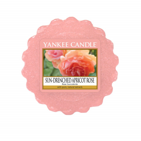 YANKEE CANDLE - Wax Melts - Sun-drenched Apricot Rose - 1YC605SDAS5