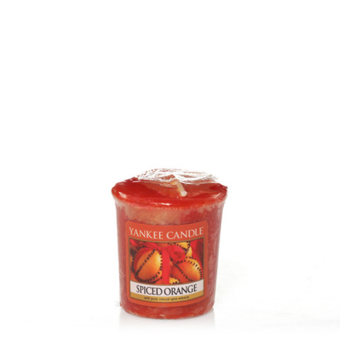 YANKEE CANDLE - Votive Candles - Spiced Orange - 1YC605SPOS4