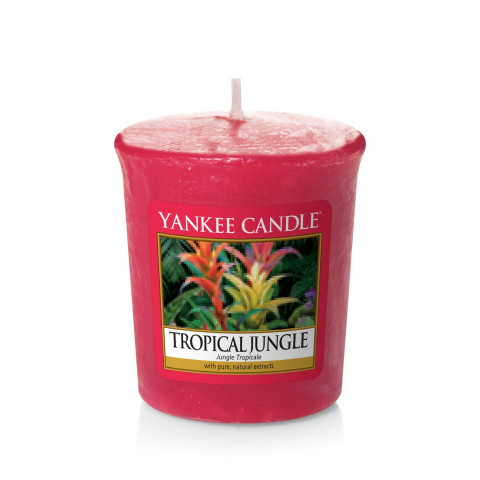 YANKEE CANDLE - Votive Candles - Tropical Jungle - 1YC605TRJS4