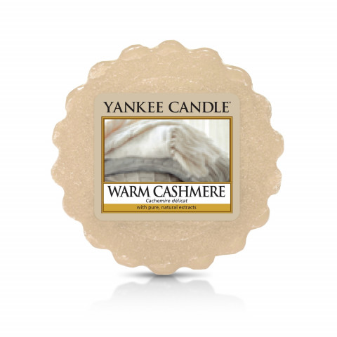 YANKEE CANDLE - Wax Melts - Warm Cashmere - 1YC605WCSS5