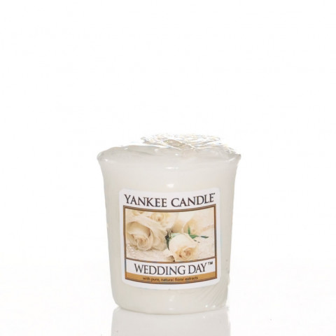 YANKEE CANDLE - Votive Candles - Wedding Day - 1YC605WDDS4