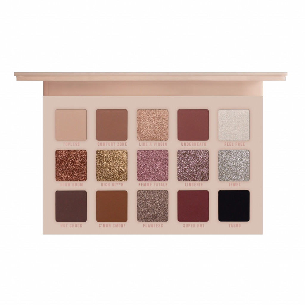 Palette Ombretti: In My Birthday Suit