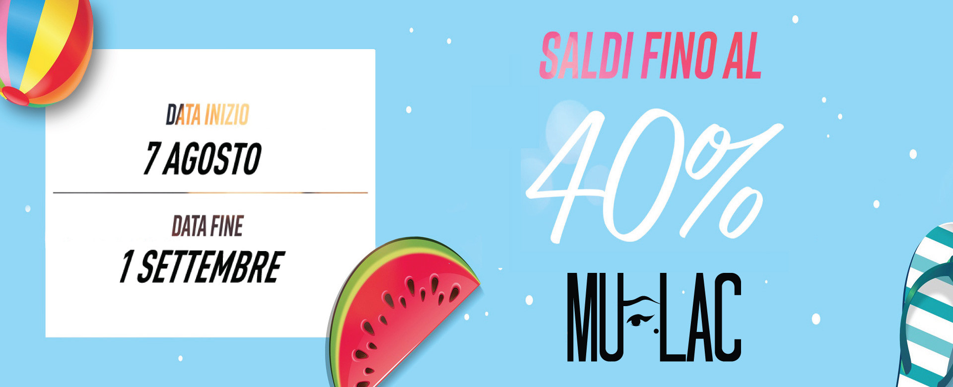 Mulac Summer Sale Preview