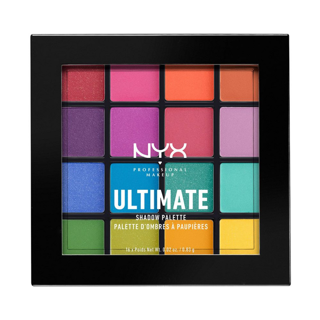Nyx Professional Makeup - Occhi - Ultimate Shadow Palette